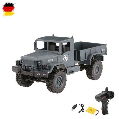 RC ferngesteuerter Off-Road Militär Fahrzeug Truck,LKW Auto mit 2.4GHz Technik