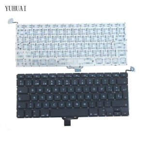 New-Spanish-Keyboard-Teclado-for-Apple-MacBook-A1278-Pro-13-034-2009-2010-2011-2012