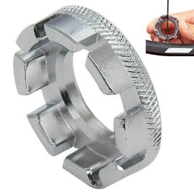 Bike Spoke 10-15 Wheel Rim Key  Tool Cycle Bicycle Nipple 8Way Spanner Wrench