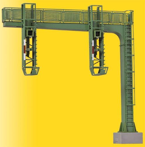 Viessmann 4755 Signalbruecke mit Multiplex-Technologie ohne Signalkoepfe H0