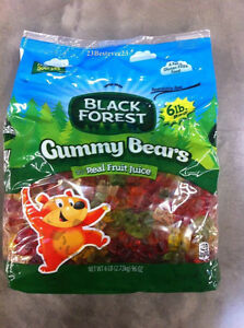 Image Is Loading Black Forest Gummy Bears Candy 6 Lb Bulk