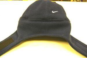 e618f1b5e1f Nike Beanie Hat Kids Fleece With Ear Flaps Unisex For Winter 2-5 Year