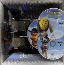 Samsung 3D Starter Kit Active glasses X2 SSG-P2100S/ZA + Shrek 1-3 Disk+ Voucher