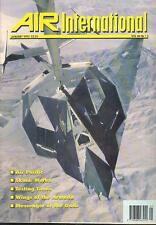 AIR INTERNATIONAL V48 N1 LOCKHEED P2V P-2 NEPTUNE VP USN_SKUNK WORKS_TACAMO USN