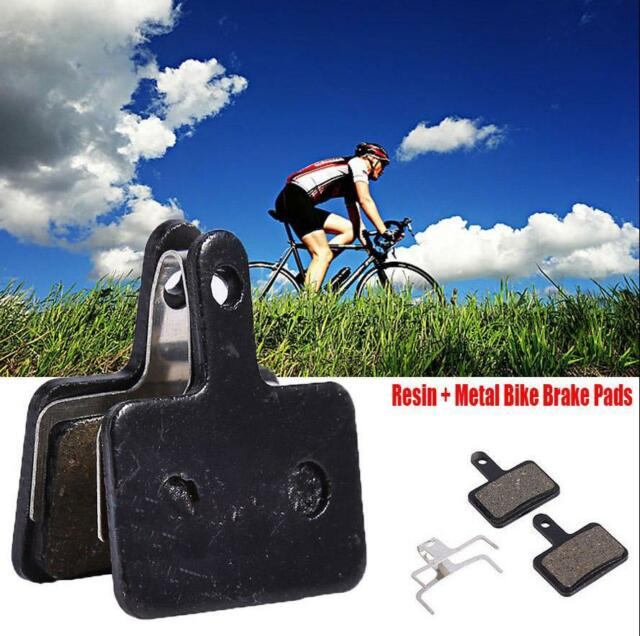Replacement Bicycle Disc Brake Resin Pads For Shimano M375 M395 M446 M515 TEKTRO