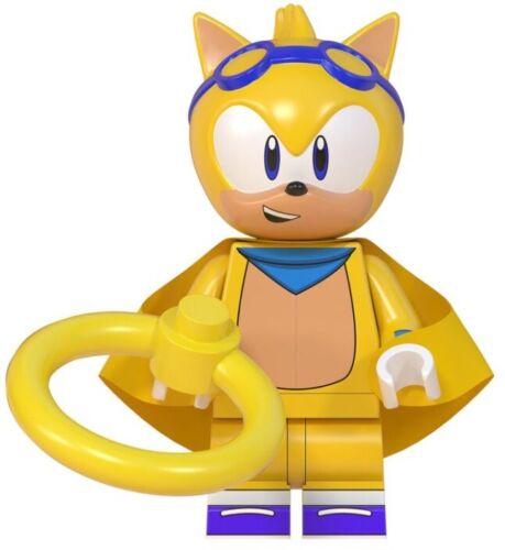 Sonic The Hedgehog Custom Mini Figure  Tails Teirusu