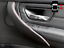 thumbnail 5 - Door Handle Cover BMW 318, 320, 330 F30 F3X Black Leather Red Stitch RIGHT