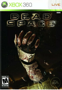 Dead Space XBOX 360 Game Disc Only 6i