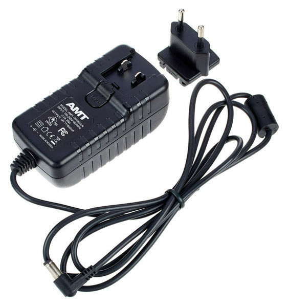 AMT Electronics NOISELESS AC DC ADAPTER DC 18V 0.8A