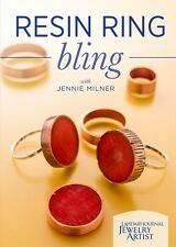 Resin Ring Bling with Jennie Milner