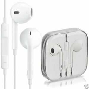 Auriculares-Audifonos-Earpods-Genuino-Apple-iPhone-5-5S-6-6S-Manos-Libres-Con-Microfono