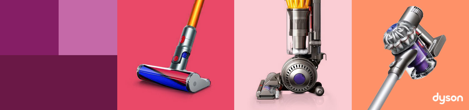 Save up to 40% on Selected Dyson Technology