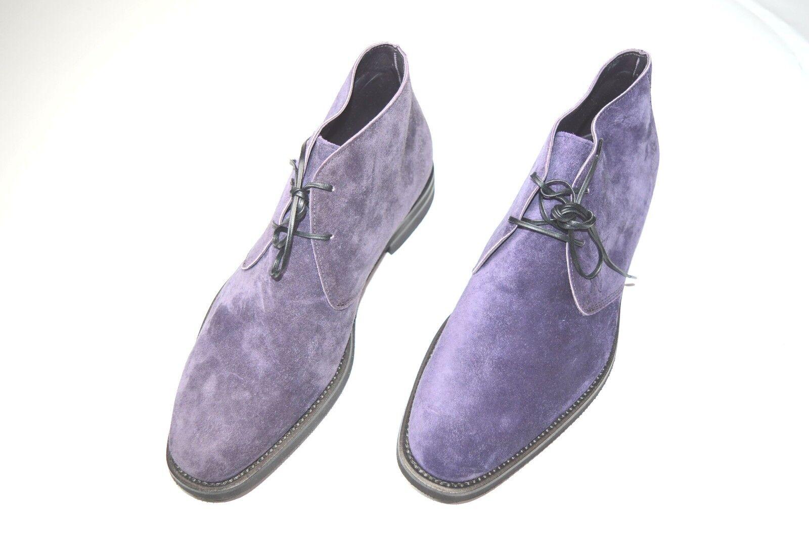 Nuevo De Lujo Cuero STEFANO RICCI Zapatos Talla nos 11 (Cod A202)