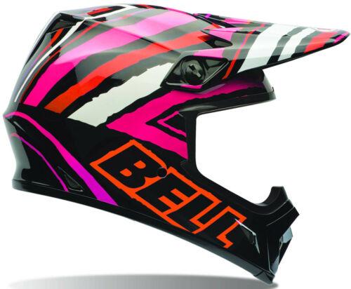 Bell mx-9 Tagger SCRUB MOTOCROSS CASCO