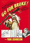 Go for Broke 0089859827921 With Van Johnson DVD Region 1