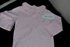 body-tartine-et-chocolat-neuf-2-ans-rose-colorette-froufrou-voir-mes-robes