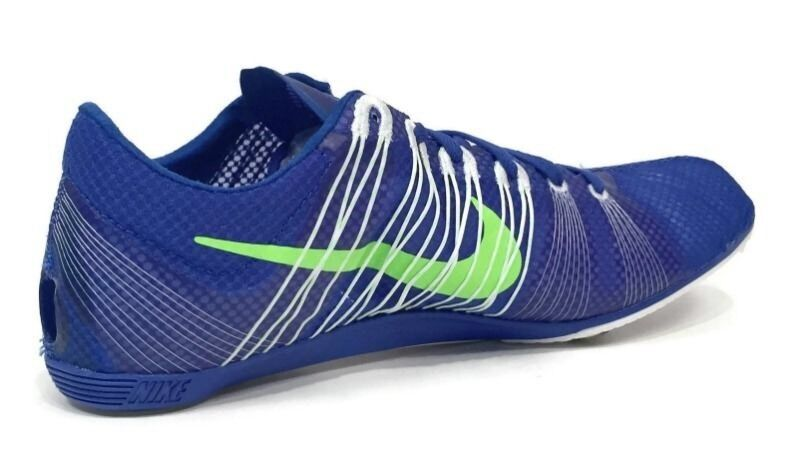 NEW Nike Zoom VICTORY 2 Track Spike Men's Running Shoes Blue 555365-431 US 12.5