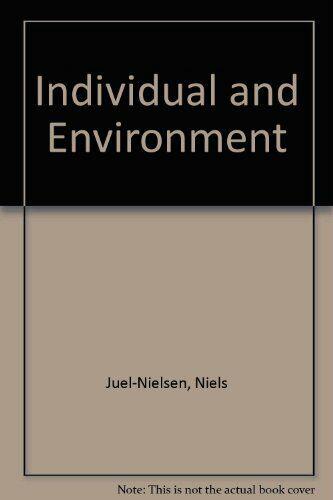 Individual and Environment