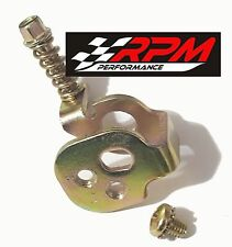 Adjustable Secondary Pump Cam Bracket Lever Kit Holley Carburetor QFT 63-2  A143