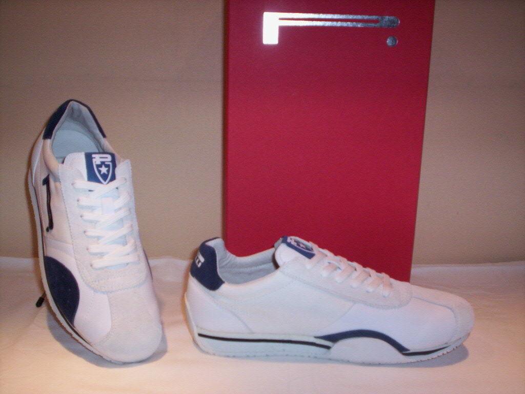 Scarpe sportive basse scarpe da ginnastica Pirelli casual Paddy uomo shoes Uomo casual Pirelli pelle 39 40 6731b4