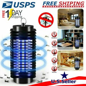 Electric-Mosquito-Fly-Bug-Insect-Killer-Zapper-Light-UV-LED-Trap-Pest-Control