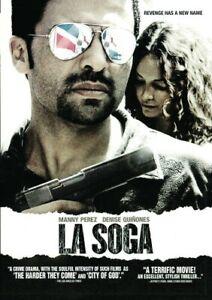 La-Soga-REGION-1-DVD-New