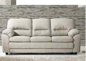 divano 3 posti ecopelle nuvolata pelle salotto divani imbottito ...