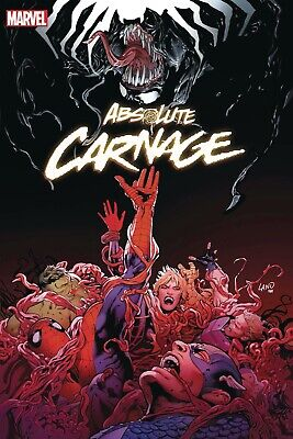 MARVEL COMICSCates Lim, 4 OF 5 3 ABSOLUTE CARNAGE #1 Artgerm 2