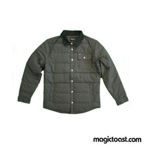 Brixton Cass Jacket Black  ac965de3df6