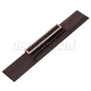 durable rosewood classical guitar 6 string bridge acoustic replace part 841870160025 ebay. Black Bedroom Furniture Sets. Home Design Ideas