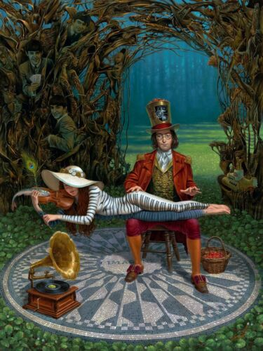 HD Canvas Print home decor wall art painting,michael cheval-162019 16x20inch