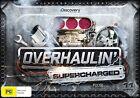 Overhaulin' - Supercharged (DVD, 2015, 11-Disc Set)