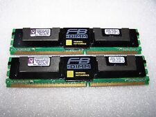 2GB Kingston PC2-5300F 667MHz DDR2 CL5 Fully Buffered Memory (FBDIMM)