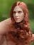 GACTOYS-1-6-scale-Black-Widow-Scarlett-Johansson-Red-Hair-Head-Sculpt thumbnail 3
