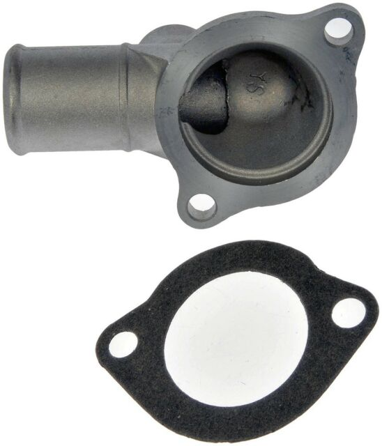 Engine Coolant Thermostat Housin Fits 1988