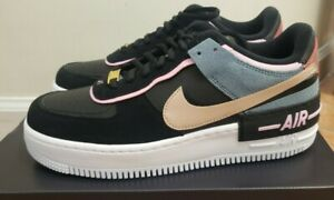 Nike Women S Af1 Shadow Se Rtl Cu5315 001 Black Light Pink Air Force 1 Sz 10 Ebay We aim to reply every query within 24 hours. ebay