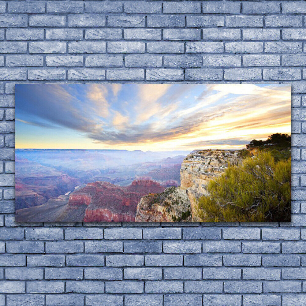 Glass print Wall art 140x70 140x70 140x70 Image Picture Sea Mountains Landscape 6cfcbe