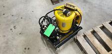 Enerpac Ze5 410sw S Hydraulic Pump 10k Psi 380 415v 3 Ph 10l Oil Cap Lot3