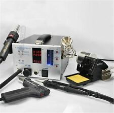 4 In 1 Aoyue 2702a Smdsmt Hot Air Repair Amp Rework Station Lead Free 220v Y Fb