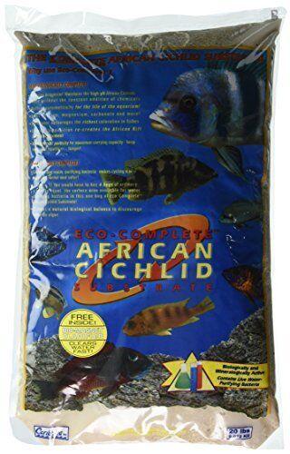centro commerciale di moda Carib Sea ACS00778 ACS00778 ACS00778 Eco-Complete African Cichlid for Aquarium 20-Pound bianca  risposta prima volta