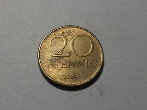 DDR 20 Pfennig Münze 1983 - <span itemprop=availableAtOrFrom>Bad Neuenahr-Ahrweiler, Deutschland</span> - DDR 20 Pfennig Münze 1983 - Bad Neuenahr-Ahrweiler, Deutschland