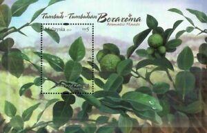 SJ-Aromatic-Plants-Malaysia-2012-Tree-Flower-Fruit-ms-MNH