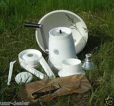 Milk Cream Manual Centrifugal Separator 50lh Go Green