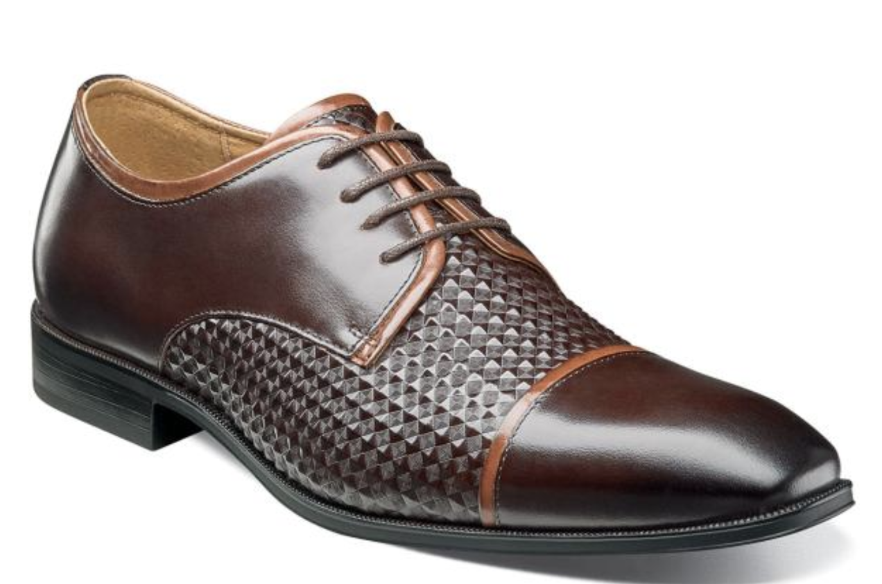 Homme Chaussures STACY ADAMS forte Marron Multi 25180-249