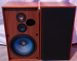 herrliche gro e marantz 7 g 7g 3 wege bassreflex hifi lautsprecher boxen ebay. Black Bedroom Furniture Sets. Home Design Ideas