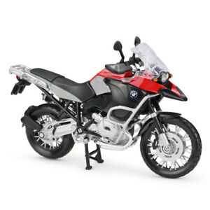 New-1-12-Scale-BMW-R-1200-GS-Motorcycle-Diecast-Metal-Model-Toy-By-Maisto-33157