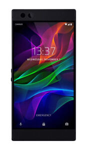 Razer Phone 64gb Black Unlocked Smartphone