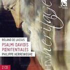 Psalmi Davidis Poenitentiales von Collegium Vocale Gent,Philippe Herreweghe (2014)