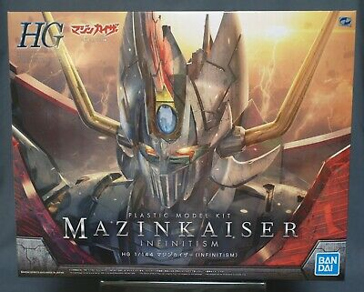 BANDAI = HG Mazinkaiser Infinitism 1//144 Model Kit =- DISPONIBILE