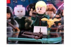 LEGO Minifigures Harry Potter Fantastic Beasts Series 1 #4 Draco Malfoy